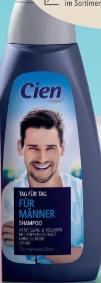 Tag für Tag Shampoo von Cien