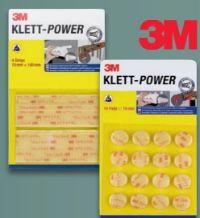 Klett-Power von 3M