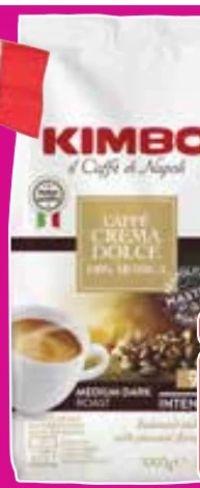 Espresso Classico von Kimbo
