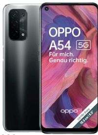 Smartphone A54 von Oppo