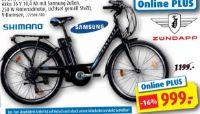 E-Bike City von Zündapp