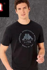 Herren-T-Shirt von Kappa