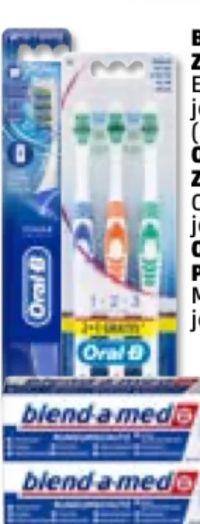 Classic Zahnpasta von Blend-a-Med