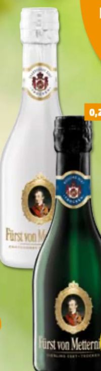 Riesling Sekt von Fürst Von Metternich