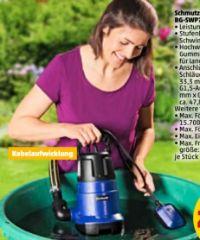 Schmutzwasser Tauchpumpe BG SWP7835 von Einhell