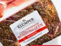 Bruschetta-Rohschinken von Klümper