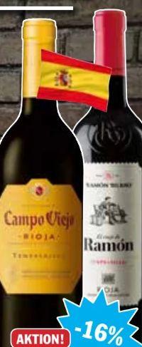 Rioja von Campo Viejo