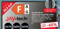JAY-TECH Full-HD-LED-TV Enterprise Travel FHD 2.4DA von Jay-Tech