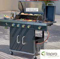 Gas-Grillwagen von Tepro
