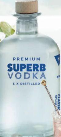 Premium Superb Vodka
