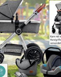 Kinderwagen 3-in-1 Veo von Kinderkraft