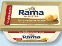 Butter von Rama