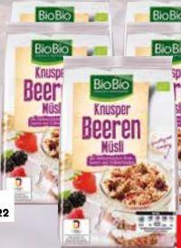 Bio-Knusper Müsli von BioBio
