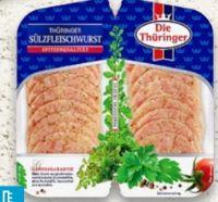 Original Thüringer Sülzfleischwurst von Die Thüringer