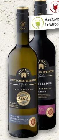 Edition Mild Grauburgunder von Deutsches Weintor