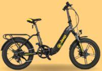 """E-Fold-Bike FR 7000 20"""" von Jeep E-Bike"""
