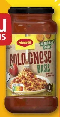 Bolognese Basis von Maggi