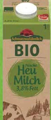 Bio Frische Heumilch von Schwarzwaldmilch