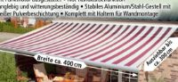 Fallarm-Markise Line von Spettmann