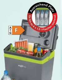 Elektro-Kühlbox von Maxxmee