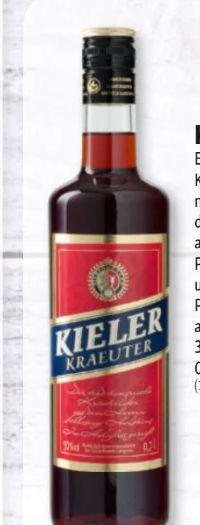Kieler Kraeuter von Schneekloth