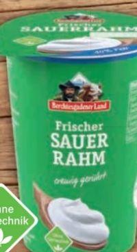 Sauerrahm von Berchtesgadener Land