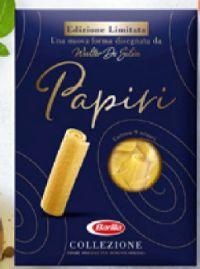 Collezione Pasta-Spezialität von Barilla
