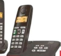 Duo-DECT-Telefon AL225A von Gigaset