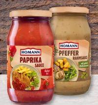 Saucen von Homann