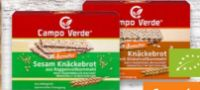 Bio Knäckebrot von Campo Verde