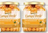 Bio Kichererbsen von Campo Verde