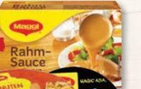 Delikatess Saucen von Maggi