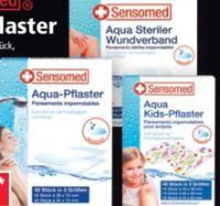 Aqua-Pflaster von Sensomed