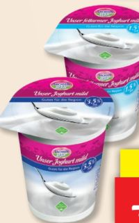 Unser Joghurt von Sachsenmilch