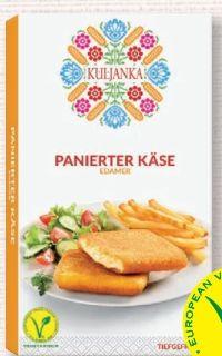 Panierter Käse Edamer von Kuljanka