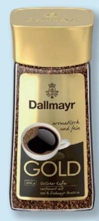 Instant Kaffee Gold von Dallmayr