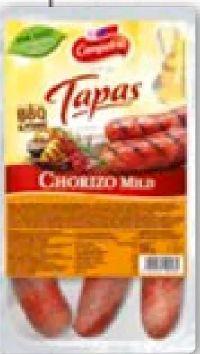 Chorizo Grillwurst von Campofrio