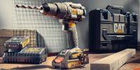 Akku-Schlagbohrschrauber-Set DX12 von CAT