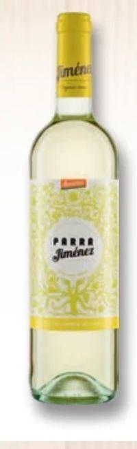 Bio Sauvignon Blanc von Bodegas Parra Jimenéz