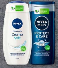 Pflegedusche von Nivea