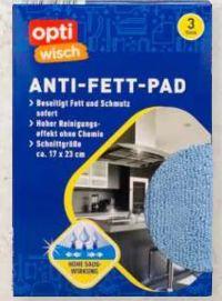 Anti-Fett-Pads von OptiWisch