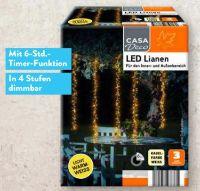 LED-Lianen von Casa Deco