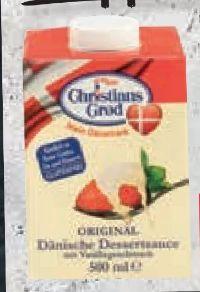 Dessertsauce von Christians Grød