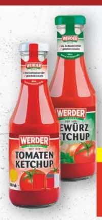 Ketchup von Werder