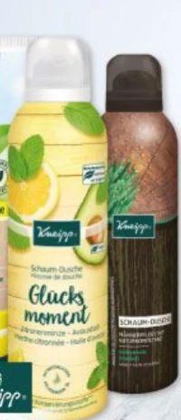 Schaum-Dusche von Kneipp