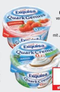 Quark Genuss von Exquisa