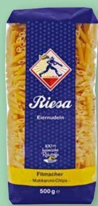 Fitmacher Feine Eiernudeln von Riesa