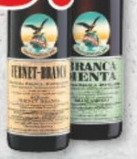 Branca Menta von Fernet Branca