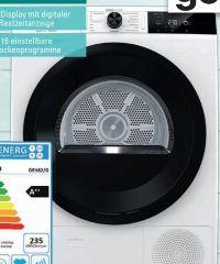 Wärmepumpentrockner DEH82/G von Gorenje