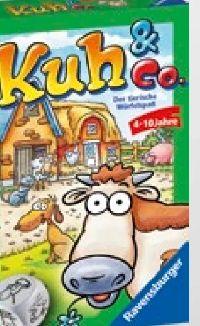 Mitbringspiel Kuh & Co von Ravensburger